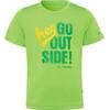 VAUDE Kids Waldkinder T-Shirt Gooseberry
